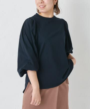 BONbazaar(ボンバザール) ボリュームスリーブTシャツ