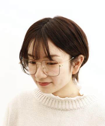 3COINS(スリーコインズ) 【ASOKO】<WEB限定SALE>カトリーヌのメガネ
