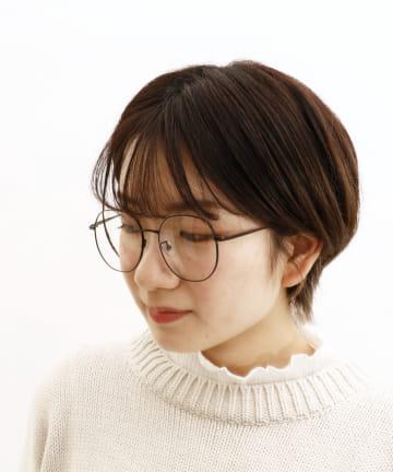 3COINS(スリーコインズ) 【ASOKO】<WEB限定SALE>ミカエルのメガネ