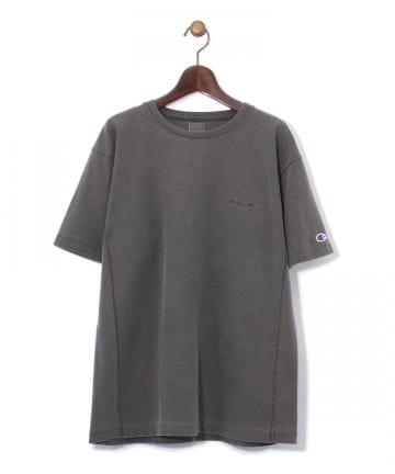 CIAOPANIC TYPY(チャオパニックティピー) 【champion / チャンピオン】 ピグメントTシャツ