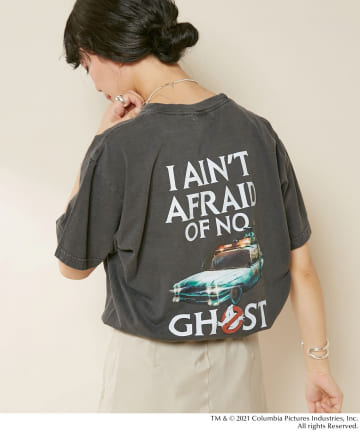 SHENERY(シーナリー) GHOUSTBUSTERS TEE