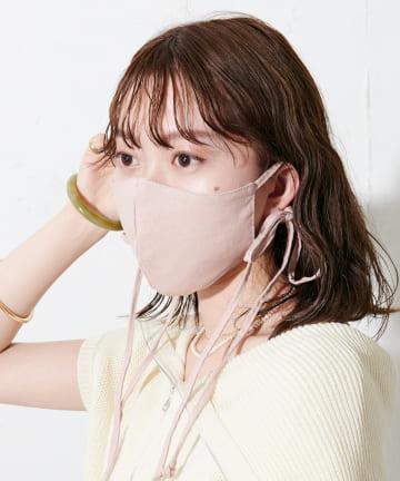 Discoat(ディスコート) 【抗菌消臭】リボンストラップマスク