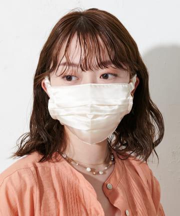 Discoat(ディスコート) 【抗菌消臭】シャーリングシュシュマスク