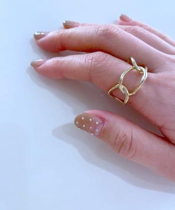 mystic(ミスティック) [Eau un bijou] foam (ring)
