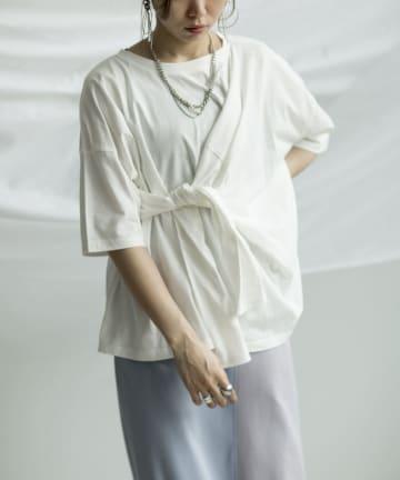mona Belinda(モナ ベリンダ) 2WAYスタイルTシャツ