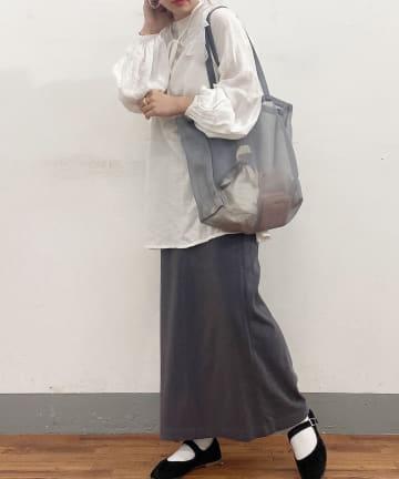 Lattice(ラティス) ワイドメッシュトートバッグ