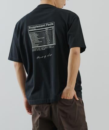 COLONY 2139(コロニー トゥーワンスリーナイン) 2139 T (photo&message)/半袖T(ユニセックス可)