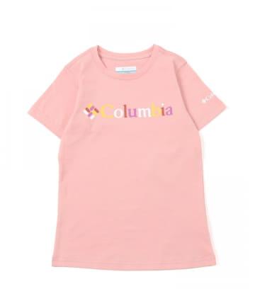 CIAOPANIC TYPY(チャオパニックティピー) 【KIDS】【Columbia】グラフィックショートスリーブT