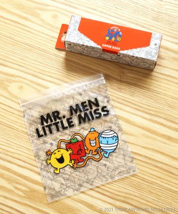 ASOKO(アソコ) 【MR. MEN LITTLE MISS】ジップバッグ