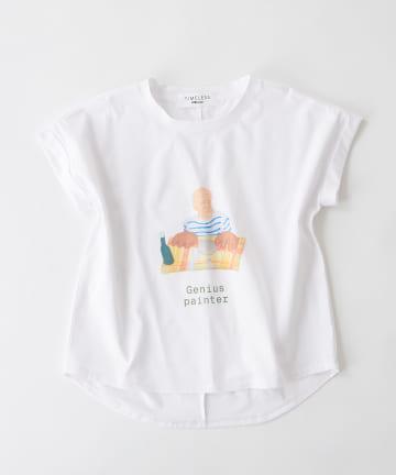 BONbazaar(ボンバザール) 《キャラクター占い》Tシャツ Genius Painter