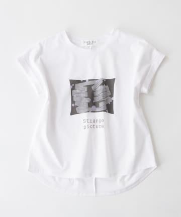 BONbazaar(ボンバザール) 《キャラクター占い》Tシャツ Strange Picture