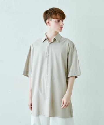 Lui's(ルイス) ビッグドレスシャツ