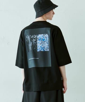 Lui's(ルイス) オーロラ ビッグTシャツ