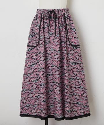 BEARDSLEY(ビアズリー) 《HiROMITHiSTLE》プリントスカート