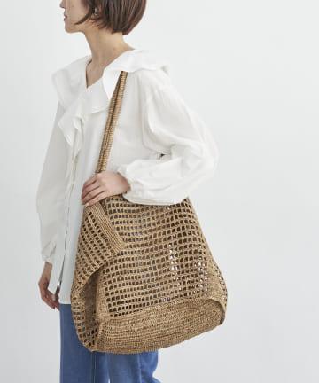 DOUDOU(ドゥドゥ) 【MADE IN MADA /メイドインマダ】HIT BAG