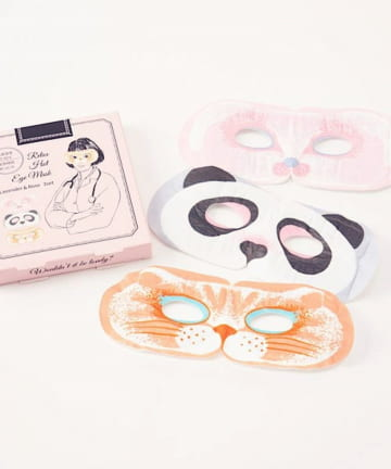 BIRTHDAY BAR(バースデイバー) Relax Hot EyeMask 3set / リラックス ホット アイマスク
