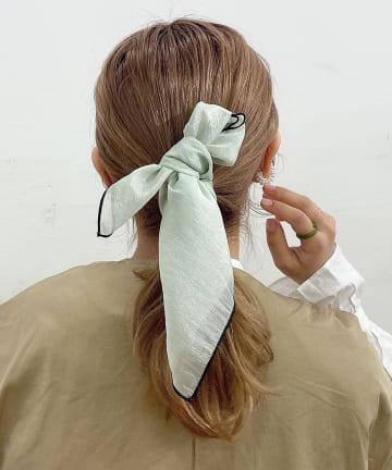 Lattice(ラティス) シアーパイピングスカーフ