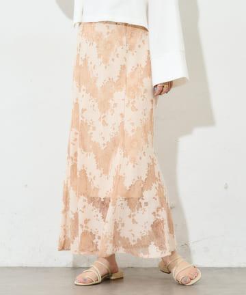 Discoat(ディスコート) レースマーメイドスカート