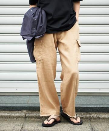 CIAOPANIC TYPY(チャオパニックティピー) 【OSORO】カポックカーゴパンツ