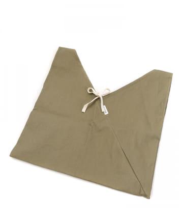 3COINS(スリーコインズ) 【選んで楽しい】あづま風袋ランチバッグ