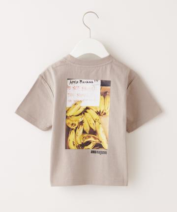CIAOPANIC TYPY(チャオパニックティピー) 【KIDS】フルーツオブザルーム×anna magazinフォトバックプリントT