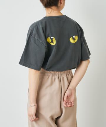 Omekashi(オメカシ) CATS Tシャツ
