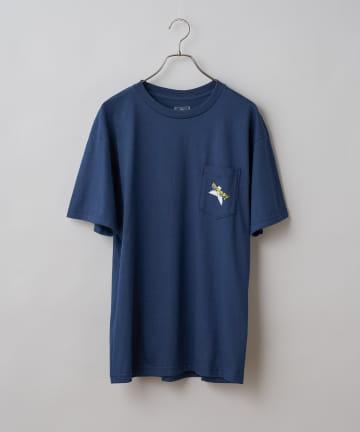 CIAOPANIC(チャオパニック) #【TENANT/テナント】THURSDAY ポケットTシャツ