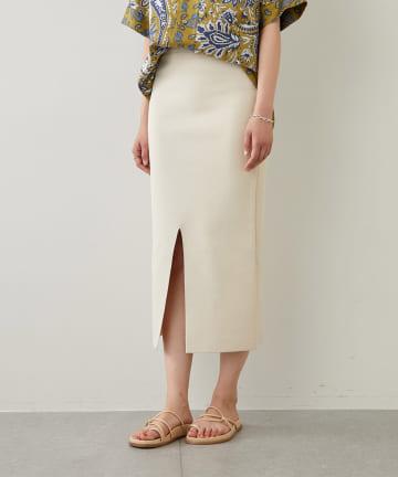 Whim Gazette(ウィム ガゼット) ニットタイトスカート
