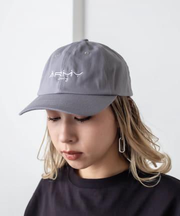 RASVOA(ラスボア) ARMY CAP