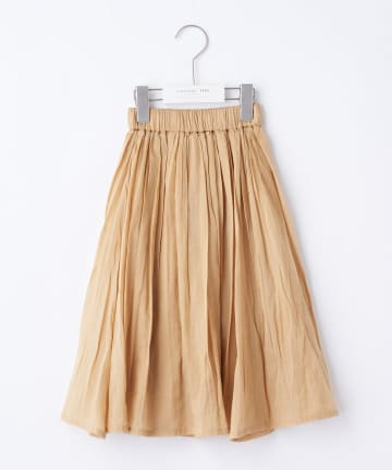 CIAOPANIC TYPY(チャオパニックティピー) 【KIDS】indiaボイルインナーパンツ付きスカート