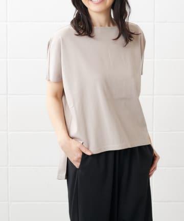 PLUS OTO.HA(プラス オトハ) 抗ホルマリン デリケートスキン Tシャツ