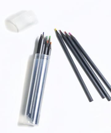 ASOKO(アソコ) ブラック12色色鉛筆
