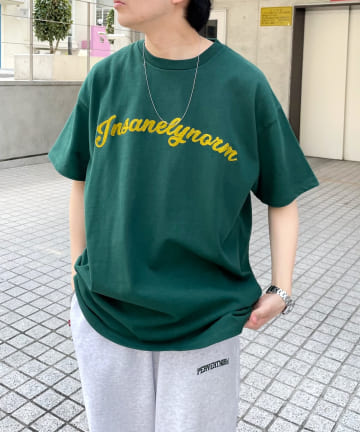 WHO'S WHO gallery(フーズフーギャラリー) 【KOOKY'N/クーキー】チェーンステッチTEE