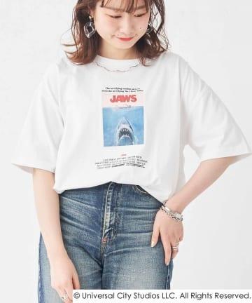 CPCM(シーピーシーエム) 【JAWS/ジョーズ】プリント半袖T