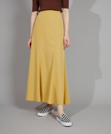 CIAOPANIC(チャオパニック) リネンマーメイドロングスカート