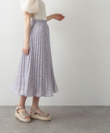 OLIVE des OLIVE(オリーブ デ オリーブ) OLIVEプリーツスカート