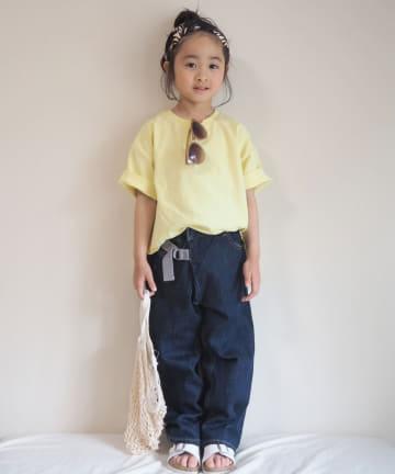 CIAOPANIC TYPY(チャオパニックティピー) 【KIDS】【OSORO】アウトドアTee