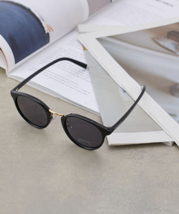COLONY 2139(コロニー トゥーワンスリーナイン) 《UVカット99%》ベーシックフレームサングラス/伊達眼鏡