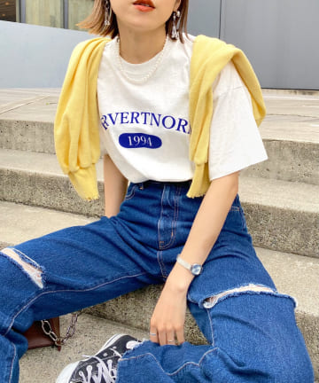 WHO'S WHO gallery(フーズフーギャラリー) PTN1994 TEE