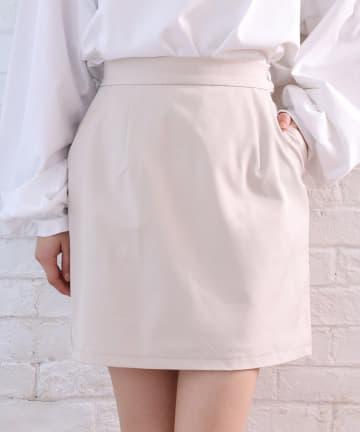 NICE CLAUP OUTLET(ナイスクラップ アウトレット) Basicナイスミニスカート
