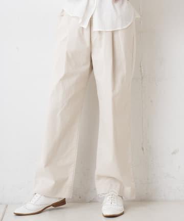 pual ce cin(ピュアルセシン) JAPAN MADE ストレッチパンツ