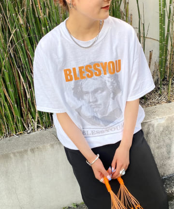WHO'S WHO gallery(フーズフーギャラリー) 【BLESS YOU/ブレスユー】ベートーベンTEE