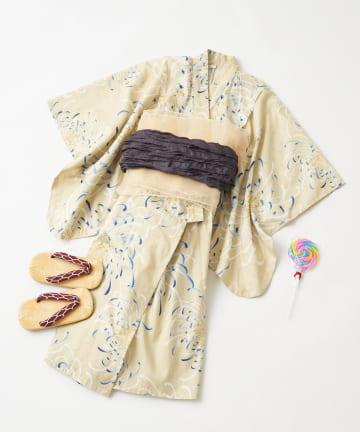 CIAOPANIC TYPY(チャオパニックティピー) 【KIDS】【OSORO】菊柄 浴衣