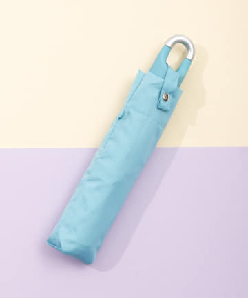 ASOKO(アソコ) ≪WEB限定色あり≫<カラビナ付き>折りたたみ傘