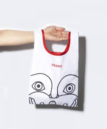 ASOKO(アソコ) <小さくたたみやすい!>ちっちゃめエコバッグ