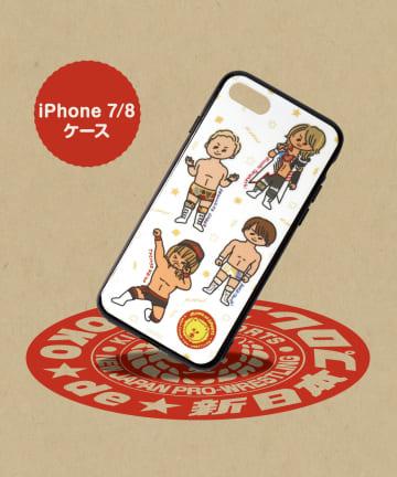 ASOKO(アソコ) 【ASOKO de 新日本プロレス】iPhone7・8ケース