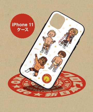 ASOKO(アソコ) 【ASOKO de 新日本プロレス】iPhone11ケース