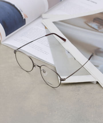 COLONY 2139(コロニー トゥーワンスリーナイン) 《UVカット99%》ベーシック伊達眼鏡/サングラス