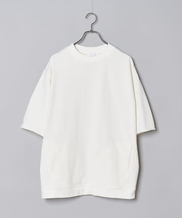 CIAOPANIC(チャオパニック) ドライタッチ天竺コットンビッグシルエットTシャツ