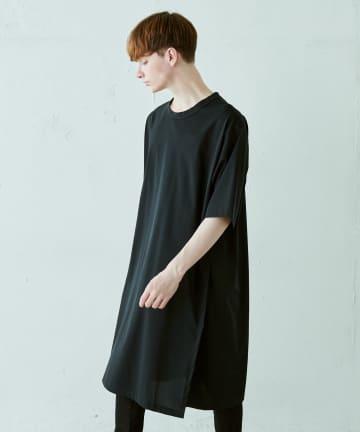 Lui's(ルイス) 110cmスリットロングTシャツ
